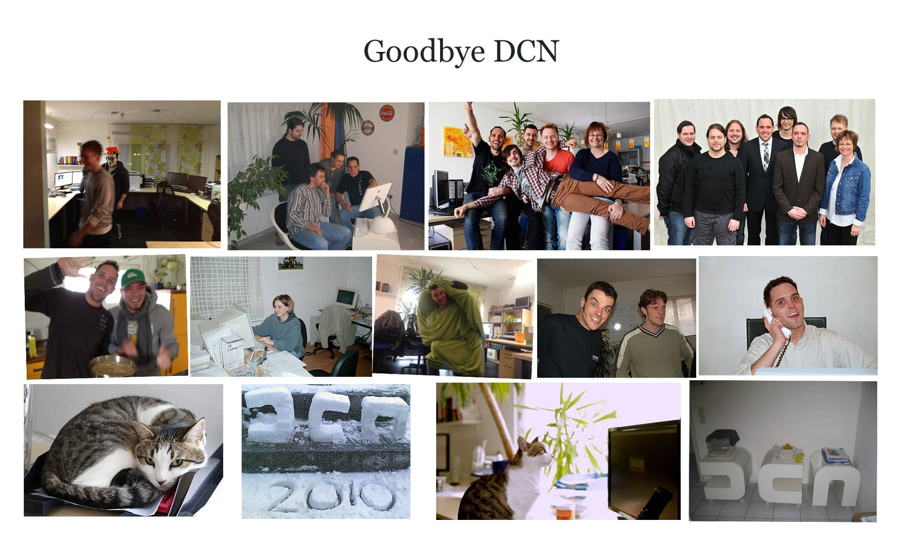 Goodbye DCN